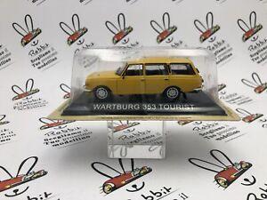 "Die Cast "" Wartburg 353 Tourist "" Legendary Cars Scale 1/43"