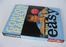 Gordon Ramsay Makes it Easy Cookbook by Gordon Ramsay (Paperback, 2006)