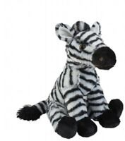 RAVENSDEN SOFT TOY ZEBRA 30CM - FR005Z CUDDLY TEDDY PLUSH CUTE FURRY FLUFFY