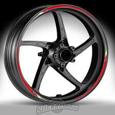Adesivi moto YAMAHA MT-09 TRACER - RACING 7 -  stickers cerchi ruote wheels
