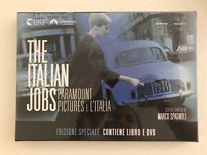 The Italian Jobs, Paramount Pictures e l'Italia - Edizione speciale - SIGILLATO