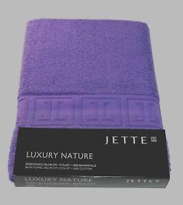 Joop 1600 Classic Doubleface Towelling Towel Shower Towel Sauna Towel 76 Silver