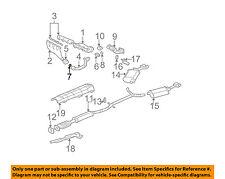 GM OEM Exhaust-Cross Over Pipe Seal 1647558