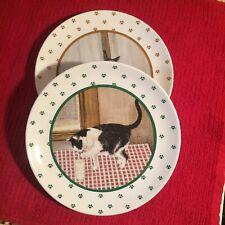 Lowell Herrero • Collectable Cat Plates • Vintage • 1984