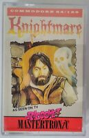 KNIGHTMARE - Mastertronic - Commodore 64 (C64, C128) - FULLY TESTED - See photos