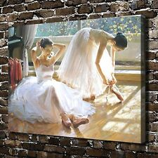 The goddess of ballet Paintings HD Print on Canvas Home Decor Wall Art Pictures