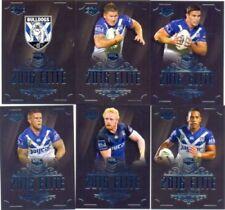 Canterbury Bulldogs 2016 Season NRL & Rugby League Trading Cards