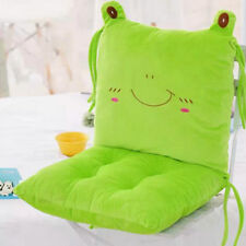 Cute Cartoon Kids Back Support Rest Cushion Toddler Home Chair Seat Pad Set