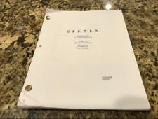 "DEXTER TV Script - Episode 203 ""An Inconvenient Lie"" 2007"