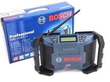 Bosch★Professional★GPB 12V-10★Akku-Baustellenradio★Steckernetzteil★Pufferbatteri