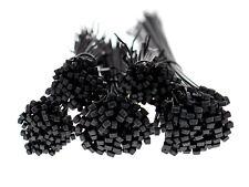 Kabelbinder vers. Größen / 100 - 2,5 mm bis 920 - 9 mm / UV-Beständig / Schwarz