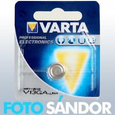 Batterie monouso VARTA per articoli audio e video LR44