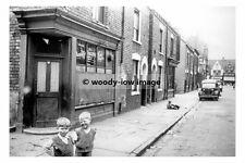 rp17447 - Ringrose Fish & Chip Shop Eton Street ,  Hull , Yorkshire - photo 6x4