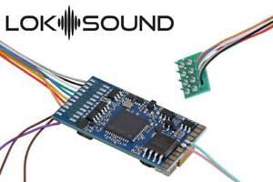 LokSoud 5 Decoder mit Wunschsound