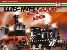 "LGB ""New Items"" Catalogue - 2006"