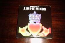 SIMPLE MINDS - SPANISH CD SINGLE SPAIN 4 TRACK PROM0 CARD SLEEVE