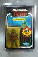 VINTAGE Star Wars GAMORREAN GUARD ACTION FIGURE 77 CARD BACK KENNER MOC