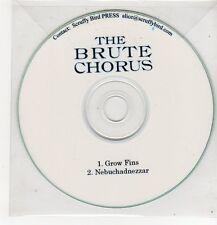 (FF371) The Brute Chorus, Grow Fins / Nebuchadnezzar - DJ CD