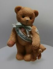"CHERISHED TEDDIES"" THIS CALLS FOR A CELEBRATION"" CONGRATULATIONS 215910 NEW"