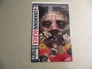 Unknown Soldier #1 (DC Vertigo 2008) Convention Edition / Free Domestic Shipping