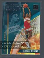 2018-19 Donruss All Clear for Takeoff  #3  DOMINIQUE WILKINS   HAWKS