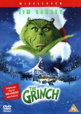 The Grinch DVD (2001) Jim Carrey