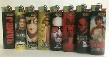 BIC Special Edition CLASSIC MOVIES Series Lighters, ( 8 Pack )