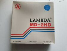 LAMBDA MD-2HD DISKETTES