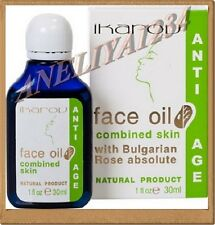 FACE OIL for MIXED SKIN with Rose, Jojoba, Lavender,Grape seed, Best price