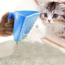 Pet Litter Shovel Cats Dogs Sand Sifting Spoons Cleaning Tool Portable Scoop Hot