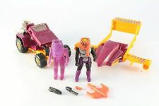 1987 KENNER M.A.S.K. MASK VANDAL Floyd Malloy & CLONE competere