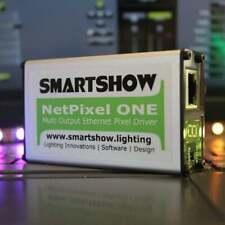 SmartShow NetPixel-ONE PIXEL CONTROLLER : 8-Output 32-Uni ArtNet/sACN Ethernet