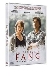 Dvd LA FAMIGLIA FANG- (2016)  *** Contenuti Speciali *** ....NUOVO