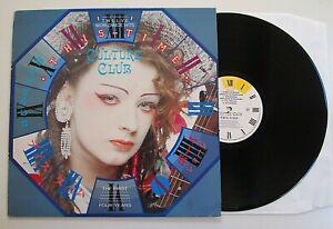 CULTURE CLUB - THIS TIME LP VINYL N MINT UK Greatest Hits Best Of Album A1/B1