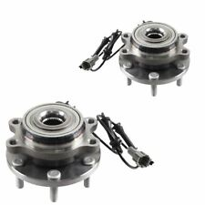 For Nissan Navara D40 2005-2015 Front Hub Wheel Bearing Kits Pair Inc ABS Sensor