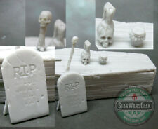"Voodoo Priest custom sculpt action figure kit 3.75"" 1:18"