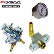 Sytec MSV Kraftstoffdruckregler + Benzinuhr Satz NISSAN Pulsar GTI-R