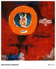 Jean-Michel Basquiat - Vitaphone, 1984 Art Print Poster 47x38