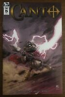 Canto #5 IDW Retailer Incentive 2019 2020 Variant Comic Book  NM