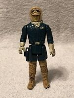 Vintage Kenner Star Wars action figure 1980 Han Solo Hoth Gear