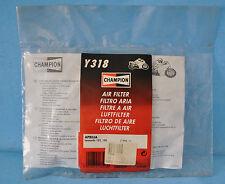 FILTRO ARIA CHAMPION Y 318 AIR FILTER APRILIA LEONARDO 125 150 1996 LUFTFILTER