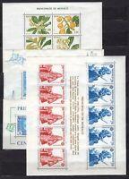 AP128171 / MONACO COMPLETE YEAR 1985 MNH ** CV 170 $