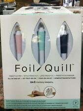 Foil Quill Freestyle Pen All-In-One Kit 7pc Brand New Ships Free