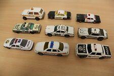 Konvolut 9x Polizei Police Patrol Plymouth Ford Buick Dodge Corgi majorette