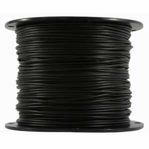 Heavy Duty 20 Gauge underground  Electric Fence solid core wire 1000 feet