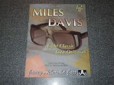 New ListingJamey Aebersold - Volume 7 - Miles Davis - Book & Cd Set - Play-A-Long - w/Cd