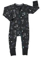 GIFT IDEA - NEW BONDS Unisex North Star Solar System Ribbed Wondersuit - Size 00