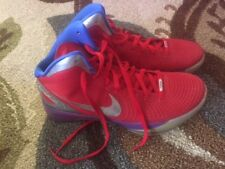 Men's NIKE HYPERDUNK LUNAR TB Shoes sz 11 maroon Basketball Rare 2012 524882-600