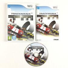 Trackmania Wii / Jeu Sur Console Nintendo Wii et Wii U (track mania)