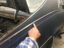 1968 1969 1970 AMC Javelin vinyl top lower trim passenger side oem